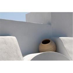Art Print: Greek roof decoration, 44x56in.