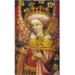 Giclee Print: Principalities, One of the Nine Orders of Angels, Superior Hierarchy, Detail of the Rood Screen,… : 24x16in