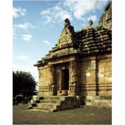 Giclee Print: India, Orissa State, Rajarani Temple in Bhubaneswar, Indian Civilization, 11th Century: 24x18in