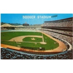 Art Print: Los Angeles Dodgers Wall Art: 24x18in found on Bargain Bro India from Art.com for $20.00