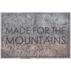 Giclee Print: Made for the Mountains - 1894, Colorado State Map in Relief, Colorado, United States Map: 24x16in