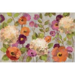 Premium Giclee Print: Hydrangeas and Anemones by Silvia Vassileva: 24x16in