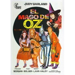 Art Print: The Wizard of Oz, Spanish Movie Poster, 1939: 24x18in found on Bargain Bro Philippines from Art.com for $20.00