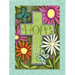 Art Print: Hope Cross by Wild Apple Portfolio: 32x24in