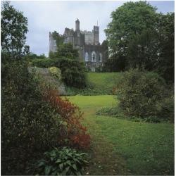 Giclee Print: Birr Castle in Victorian Style, Ireland: 16x16in
