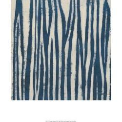 Art Print: Indigo Signals VI by June Erica Vess: 19x13in found on Bargain Bro from Art.com for USD $15.20