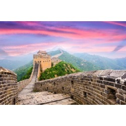 Photographic Print: Great Wall of China at the Jinshanling Section. by SeanPavonePhoto: 24x16in