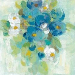 Art Print: Spring Aroma II Yellow by Silvia Vassileva: 16x16in