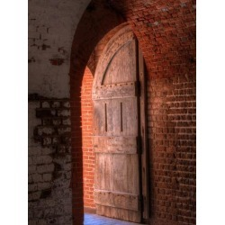 Photographic Print: Fort Pulaski, Tybee Island Poster by Joanne Wells: 24x18in found on Bargain Bro Philippines from Art.com for $22.00