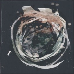 Art Print: Molten Orbit I by Victoria Borges: 16x16in found on Bargain Bro Philippines from Art.com for $15.00