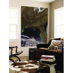 Wall Mural: Southeastern United States Wall Decal: 72x48in found on Bargain Bro India from Art.com for $115.00