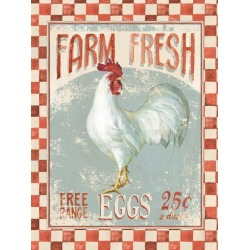 Art Print: Farm Nostalgia Vii by Wild Apple Portfolio: 24x18in
