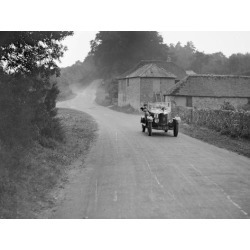 Photographic Print: AC open 4-seater competing in the Brighton & Hove Motor Club Trial, 1920s by Bill Brunell: 12x9in