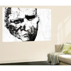 Giant Art Print: Creep by Alex Cherry: 72x48in found on Bargain Bro Philippines from Art.com for $60.00