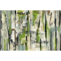 Art Print: Spring Stripes by Silvia Vassileva: 24x16in