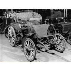 Photographic Print: Benz Car, 1898: 24x18in found on Bargain Bro Philippines from Art.com for $30.00