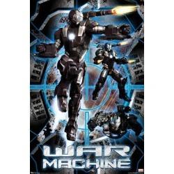 Poster: MARVEL - IRON MAN 2 - WAR MACHINE: 22x15in