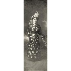 Photographic Print: Silver Medal Winner, Hunstanton Skating Carnival 1905: 42x14in
