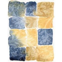 Art Print: Water Color Blocks by Kristin Emery: 19x13in