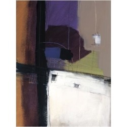 Giclee Print: Linear Motion IV by Mary Beth Thorngren: 20x16in found on Bargain Bro India from Art.com for $30.00