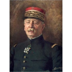 Giclee Print: Louis Maud'Huy, French First World War General: 24x18in found on Bargain Bro India from Art.com for $25.00