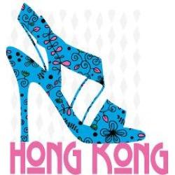 Premium Giclee Print: Hong Kong Shoe by Elle Stewart: 44x56in