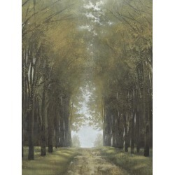 Stretched Canvas Print: Quietly in Hope's Haven by Williams: 24x18in found on Bargain Bro India from Art.com for $165.00