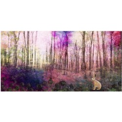 Premium Giclee Print: Trees 3 by Claire Westwood: 9x12in