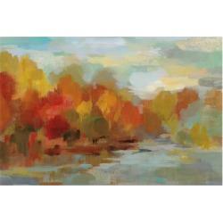 Art Print: October Dreamscape Crop by Silvia Vassileva: 24x16in