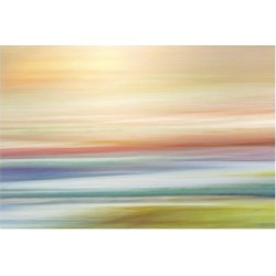 Giclee Print: Painted Hills in Motion 1 by Don Paulson: 16x22in