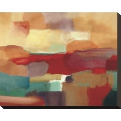 Stretched Canvas Print: New Mexico Music Canvas Print by Nancy Ortenstone: 12x15in found on Bargain Bro from Art.com for USD $68.40