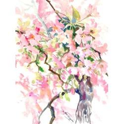 Giclee Print: Sakura by Suren Nersisyan: 32x24in found on Bargain Bro Philippines from Art.com for $70.00