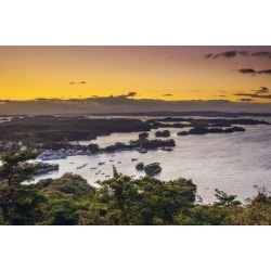 Photographic Print: Matsushima, Japan Coastal Landscape. by SeanPavonePhoto: 24x16in