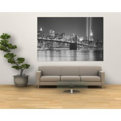 Giant Art Print: New York City, New York State, USA: 72x48in