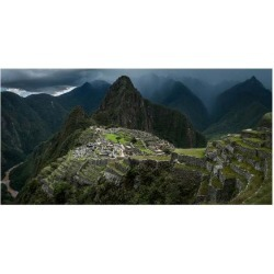 Premium Giclee Print: Machu Picchu Peru: 12x16in found on Bargain Bro India from Art.com for $30.00