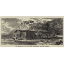 Giclee Print: The Smith Institute, New Art Gallery and Museum, Stirling: 24x16in