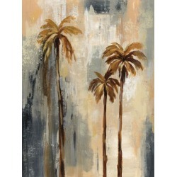 Art Print: Palm Trees I by Wild Apple Portfolio: 32x24in