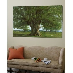 Loft Art: Gustave Courbet Loft Art by Gustave Courbet: 48x72in found on Bargain Bro from Art.com for USD $380.00