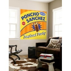 Wall Mural: Poncho Sanchez - Instant Party Wall Decal: 48x48in