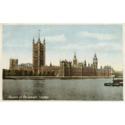 Giclee Print: Houses of Parliament, Westminster, London, 20th Century: 24x16in found on Bargain Bro India from Art.com for $25.00