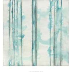 Stretched Canvas Print: Visible Sound Wall Art by Jennifer Goldberger by Jennifer Goldberger: 16x16in found on Bargain Bro from Art.com for USD $29.64