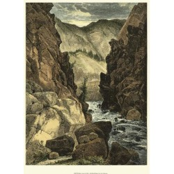 Art Print: Weber Canyon Art Print: 19x13in found on Bargain Bro India from Art.com for $17.00