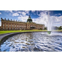 Photographic Print: Potsdam, Germany at Neues Palais. by SeanPavonePhoto: 24x16in
