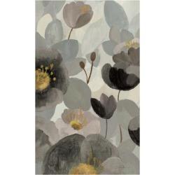 Art Print: Morning Bloom Greige II by Silvia Vassileva: 24x16in
