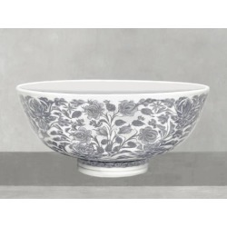 Stretched Canvas Print: Porcelain Pots - Cook by Mark Chandon: 18x24in found on Bargain Bro India from Art.com for $165.00