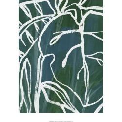 Art Print: Jungle Batik II by June Erica Vess: 19x13in found on Bargain Bro from Art.com for USD $15.20
