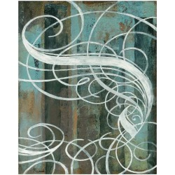 Art Print: Spindrift by Mick Gronek: 47x38in found on Bargain Bro India from Art.com for $67.00