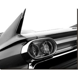Stretched Canvas Print: '61 Cadillac by Richard James: 38x49in found on Bargain Bro Philippines from Art.com for $175.00