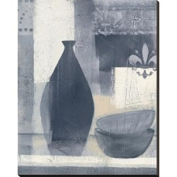 Stretched Canvas Print: Grey in Grey by Anna Flores: 37x29in found on Bargain Bro India from Art.com for $195.00