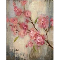 Art Print: Cherry Blossom II Crop by Silvia Vassileva: 24x18in